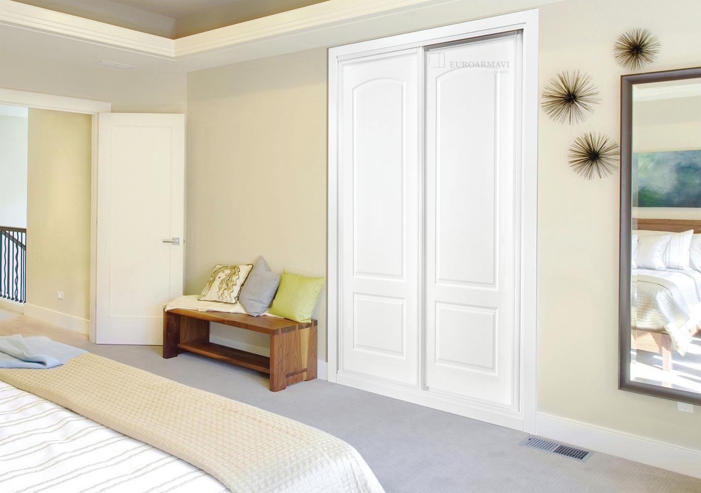 Dormitorios con armarios empotrados decorar armarios empotrados modernos with dormitorios con - Dormitorios con armarios empotrados ...