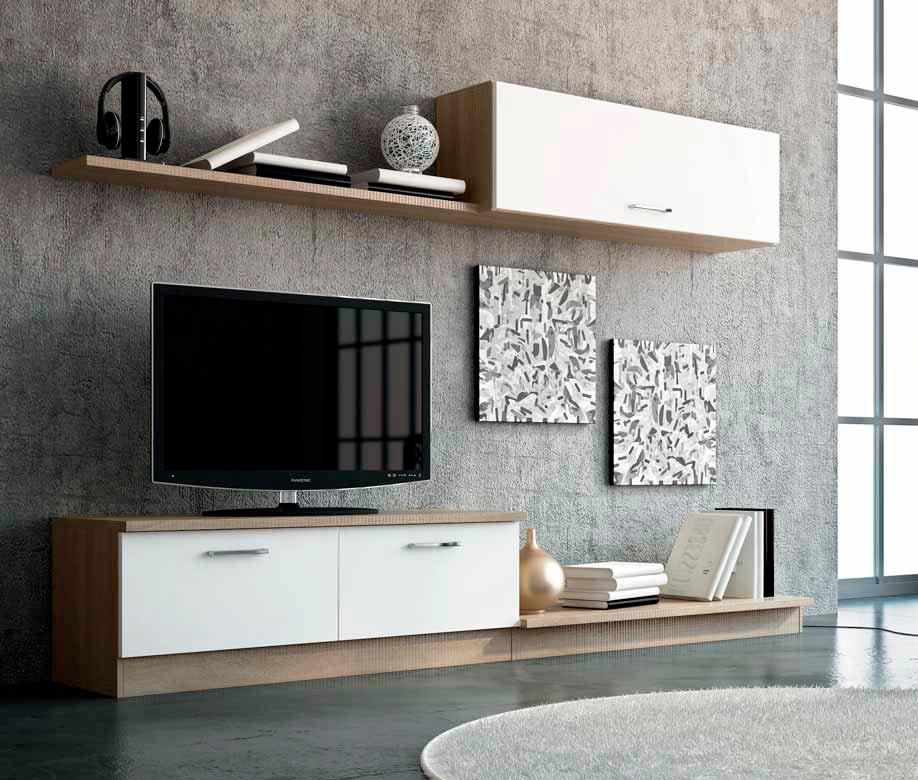 Muebles de cocina roble blanco ideas for Muebles de cocina vibbo