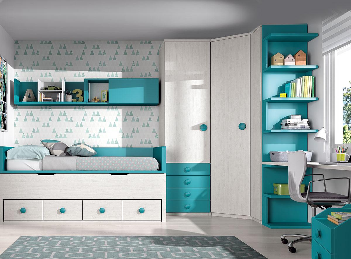 Tu hogar tu estilo for Dormitorios juveniles modernos precios