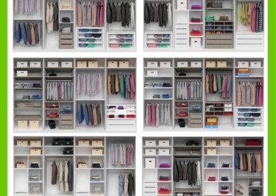 interiores de armarios luis patiño