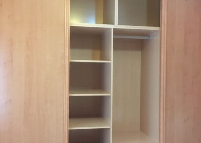 armario empotrado melaimna de haya